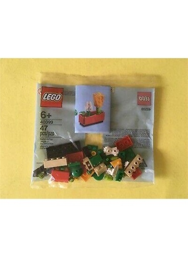 Lego Lego Classic 40399 Mmb Mayıs 2020 Çiçek Renkli
